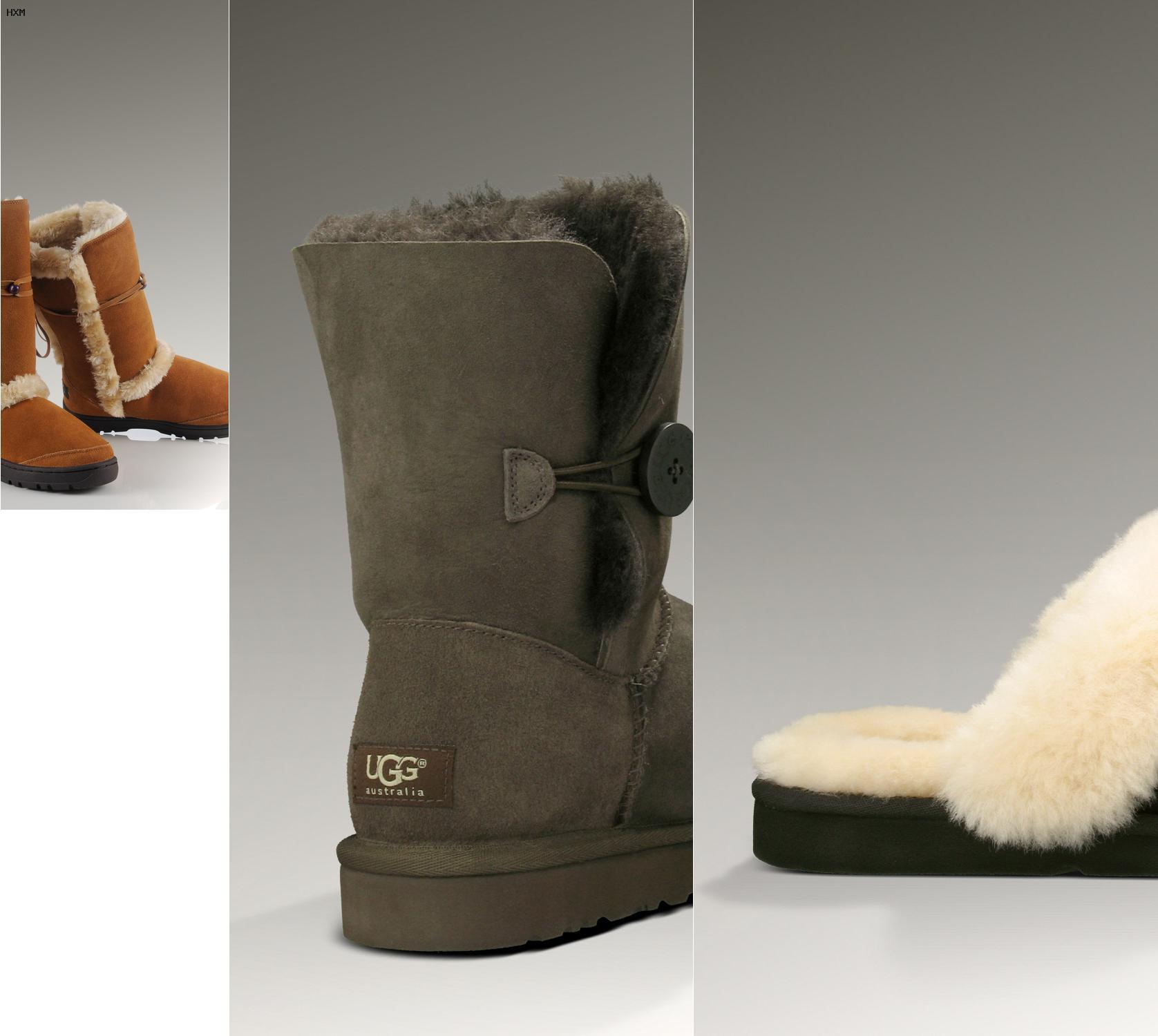 bottes de neige ugg femme