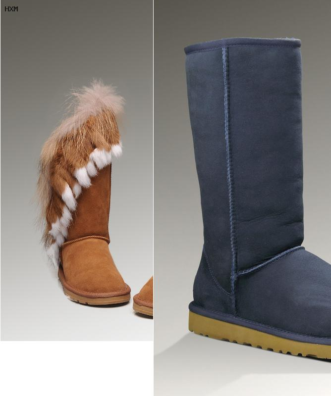 bottes ugg taille 23